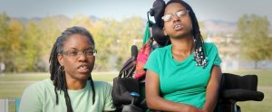 LaShay Canady and her daughter Sharday