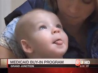 Medicaid Buy-In for Children with Disabilities