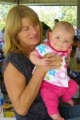 Baby Corrine & Grandma